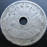 (873) ROMANIA 20 BANI 1905 STAREA SLABA