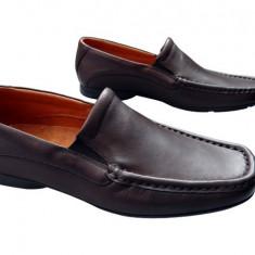 Pantofi barbati piele naturala Denis-1057-m