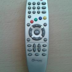 Telecomanda Receiver Satelit - Telecomanda Metronic 060508E pt Receptor EASY 2 DVB-T