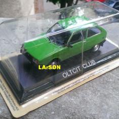 Macheta auto, 1:43 - Macheta metal DeAgostini Oltcit Club SIGILATA+revista Masini de Legenda nr.11