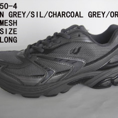 Pantofi dama sport -WINK-JF 650-4 - Adidasi dama Wink, Marime: 36, 37, 38, 39, 40, 41, Culoare: Gri