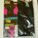 Tricou dama pentru sport - Crivit - maneca scurta - marimea - L- ideal bicicleta sau alergare - NOU- 2+1 gratis toate produsele la pret fix - RBK5083 Altele, Bluze/jachete