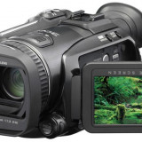 JVC GZ-HD7 - Camera video 1920x1080, 3 CCD, HDD 60 gb, + 5 baterii + lentila - Camera Video JVC, Hard Disk, 10-20x