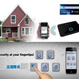 Alarma Casa GSM Profesioanla cu acces APP pe IOS/ANDROID - Sisteme de alarma
