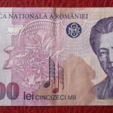 ROMANIA 50.000 50000 lei 1996 SERIA 003C0392659 GEORGE ENESCU **, An: 1996