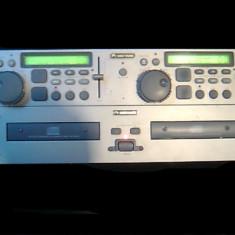 CD. DUBLU OMNITRONIC - CD Player DJ