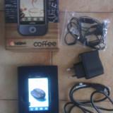 Telefon mobil Dual SIM, Negru, 16GB, Dual SIM, Single core, 512 MB - Telefon dual sim New Generation Mobile