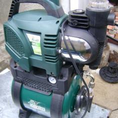 Hidrofor Mr Gardener 4000 L/H Aproape NOU Filtru apa incorporat, Cu turatie fixa pentru ridicarea presiunii