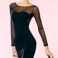 Rochie ocazie by Kim Kardashian - Rochie de seara Bebe, Marime: S, Culoare: Negru