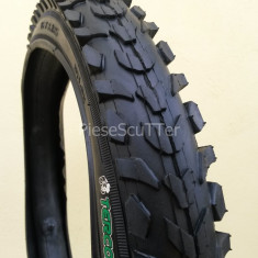 Cauciuc / Anvelopa ( Cramponat ) Bicicleta 16x2.125 MTB ( China )