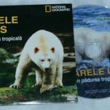 Film SF Altele, DVD, Romana - DVD nou - MARELE URS din Padurea Tropicala [film documentar, National Geographic, cu subtitrare romana] BioPlanet 2010