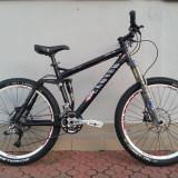 Canyon Nerve AM - Mountain Bike, 18 inch, 26 inch, Numar viteze: 27