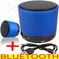 Boxe Telefon, Universala, Conectivitate bluetooth - Boxa BLUETOOTH portabila MP3