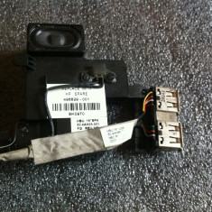 Boxe difuzoare HP compaq CQ60 G60 BONUS usb + cablu COD 496829-001IMPECABILE - Boxe laptop