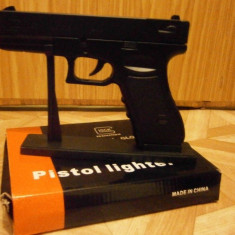 Bricheta pistol - 39 lei - Bricheta Zippo, Tip: Altul