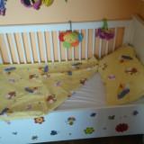 Patut lemn pentru bebelusi - Patut lemn