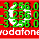 CARTELE - NUMERE - AUR_VIP_PLATINA_GOLD_SPECIALE_CARTELA_MINI-SIM_VODAFONE_1 NUMAR_FAVORIT___ 07-3.256.014___07-3.256.024___07-3.256.078 ___8__LEI__NR - Cartela Vodafone