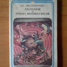 Roman - K2 Excelsior. Poema Rondelurilor - Al. Macedonski