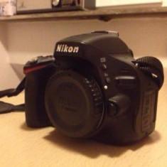 Vand Nikon 5100 cu 2 obiective, rucsac, card de memorie si accesorii !!!! - Aparat Foto Nikon D5100, 16 Mpx