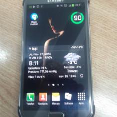 Telefon mobil Samsung Galaxy Note 2, Negru, 16GB, Neblocat - VIND telefon Samsung Note 2