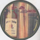 Cartonas de colectie - Suport de pahar / Biscuite JAMESON