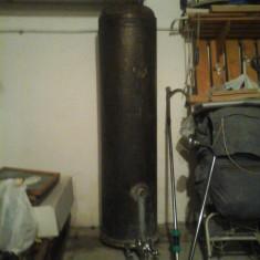 Boiler - Cazan baie din cupru cu capacitatea de 100 l cu functionare pe lemne