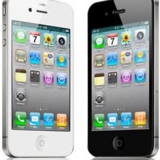 VAND iPhone 4 Apple NEGRU, 16GB, Neblocat