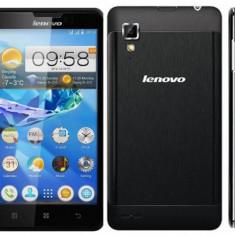 Telefon Lenovo P780 impecabil!Cutie, garantie, folie si husa de silicon, etc! - Telefon mobil Lenovo P780, 4GB, Neblocat