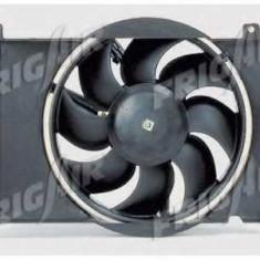 Ventilatoare auto - Ventilator, radiator OPEL COMBO 1.7 D - FRIGAIR 0507.1805
