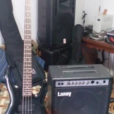 Amplificator bass si chitara bass - Amplificator Chitara Altele