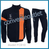 Trening NIKE - FC BARCELONA - Bluza si pantaloni conici - LIVRARE GRATUITA - - Trening barbati, Marime: S, Culoare: Din imagine