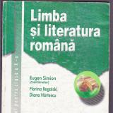 Manual scolar, Romana - LIMBA SI LITERATURA ROMANA
