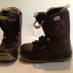 Boots snowboard - BOOTS BUTI SNOWBOARD SALOMON KAMOOKS 36 - 36 2/3