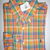 Camasa originala Polo Ralph Lauren - barbati M-100% Autentic - Camasa barbati, Marime: M