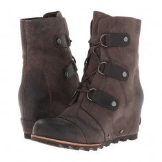 Boots femei SOREL Joan Of Arctic Wedge™ Mid | 100% originali | Livrare cca 10 zile lucratoare | Aducem pe comanda orice produs din SUA - Cizme dama