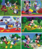 Puzzle cubic - Clubul lui Mickey Mouse