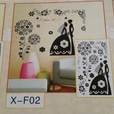 Tapet - Sticker decor X-F02