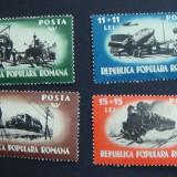 Timbre Romania - LP 245, Munca in comunicatii