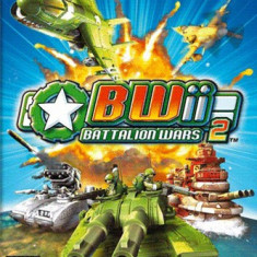 Jocuri WII Altele, Actiune, 12+, Single player - Battalion Wars 2 (BW II) - Joc ORIGINAL - Nintendo Wii