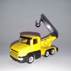 Macheta Siku - Camion descarcator SCANIA - 1:100 - Macheta auto