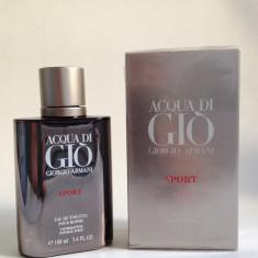 Armani Acqua di Gio Sport Pour Homme-barbati 100 ml - Replica calitatea A ++ - Parfum barbati Armani, Apa de toaleta