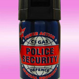 SPRAY AUTOAPARARE POLICE SECURITY 40 ML .24 luni garantie - Spray paralizant