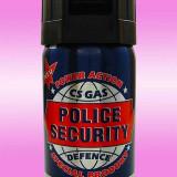 Spray paralizant - SPRAY AUTOAPARARE POLICE SECURITY 40 ML .24 luni garantie