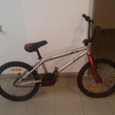 Bicicleta Bmx, Numar viteze: 1