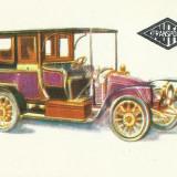Calendar buzunar 1989 / auto vechi