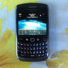 Blackberry 9320 necodat - Telefon mobil Blackberry 9320, Negru, Neblocat