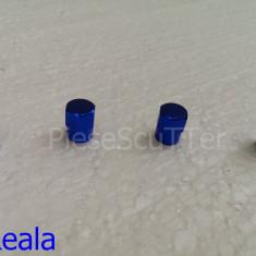Set Capac / Capacel pentru Valva Camera AUTO ( 4buc / METAL ) - Capace Roti