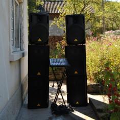 Vand URGENT sistem audio Behringer!