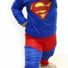 Costum costum superman copii 3-7 ani (CEL MAI IEFTIN) - Costum petrecere copii