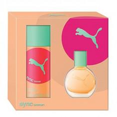Puma Sync Woman Set 20+50 pentru femei - Parfum femeie Puma, Apa de toaleta, 50 ml